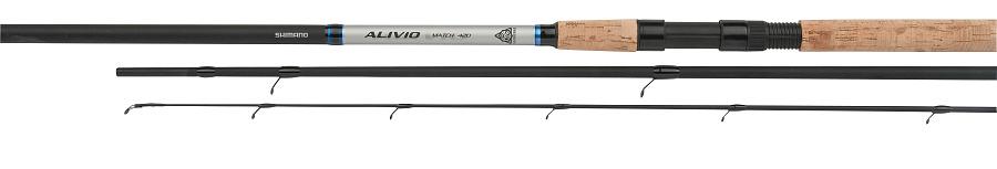 Shimano Prut - Alivio CX Match 390