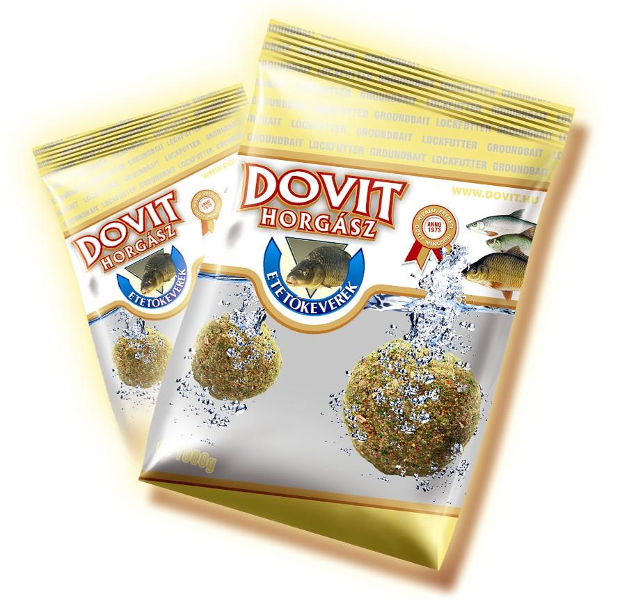 Dovit krmení Smelly Mix 1 kg česnek/chobotnice