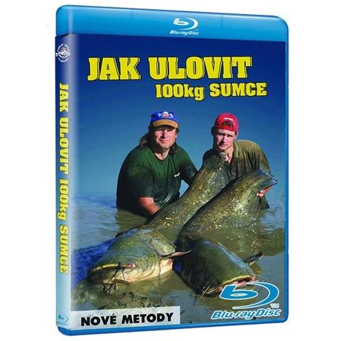DVD Jak ulovit 100 Kg Sumce