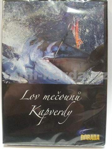 DVD Lov mečounů Kapverdy