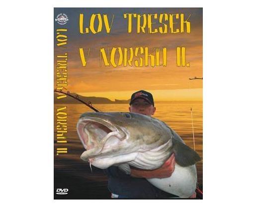 DVD Lov Tresek v Norsku II