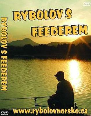 DVD Rybolov s feederem