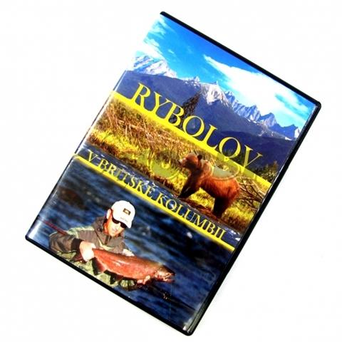 DVD Rybolov v Britské Kolumbii