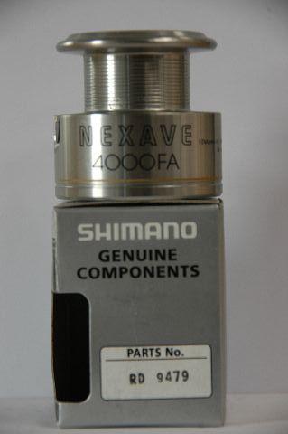 Shimano Cívka NEXAVE 4000 FA