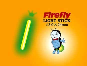 Firefly Chemické světlo 3 mm - 3ks