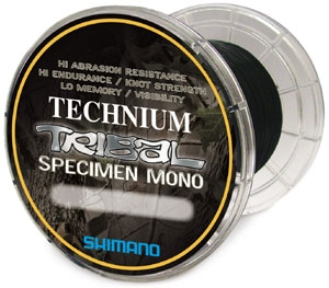 Shimano Vlasec TECHNIUM TRIBAL 650m / 0,30mm