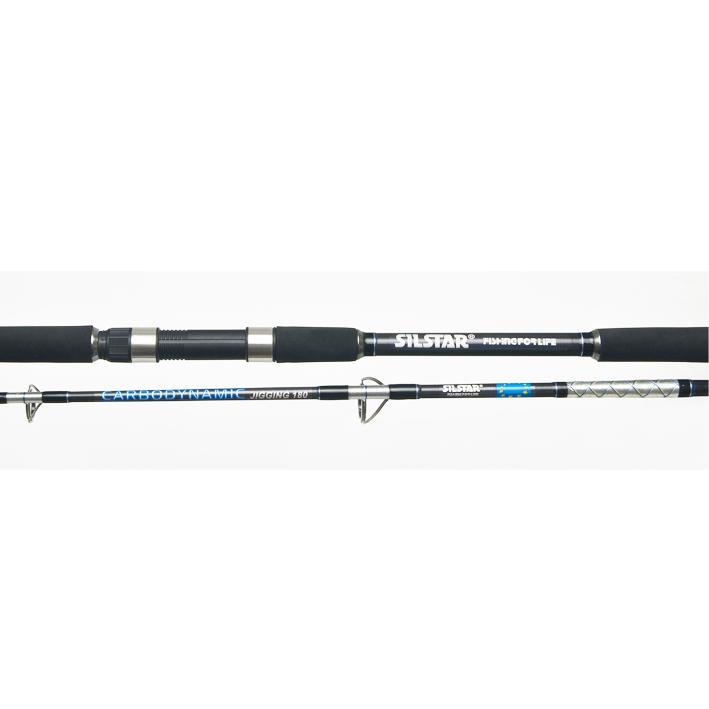 Silstar Prut přívlač Tele Carbody Jig 180cm,30 lb