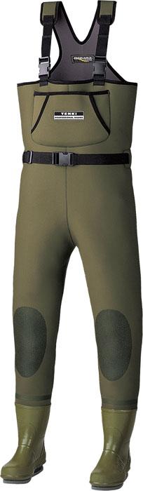 Tenki Brodící kalhoty Professional wader 4mm / XXL