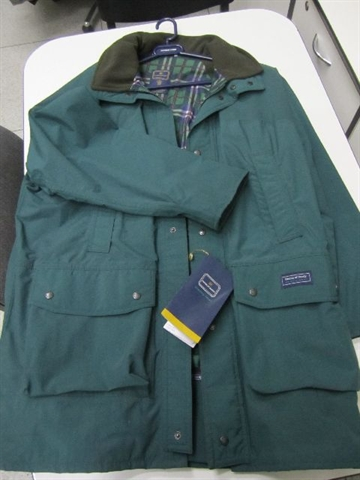 HARDY  jacket grayling