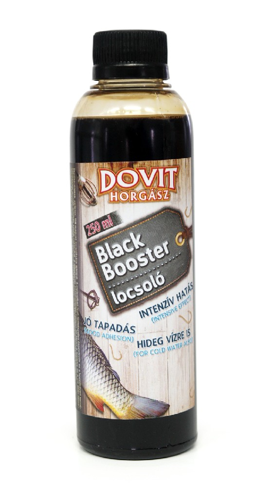 DOVIT Black Booster brusinka