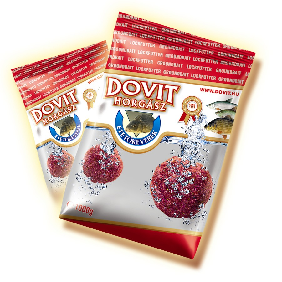 Dovit krmení  Fruity Mix 1kg ananas