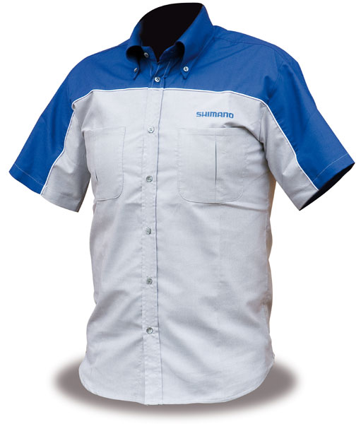 Shimano Košile  Short Sleeve Shirt XL