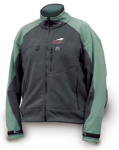 Shimano Bunda  BIOCRAFT COVERT ACT FLEECE L