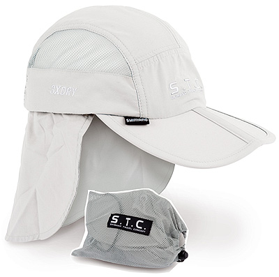 Shimano Čepice  STC PACKABLE CAP 01 62