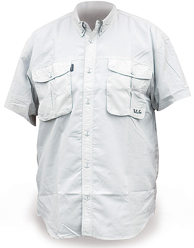Shimano Košile  STC SHORT SLEEVE SHIRT 02 XL