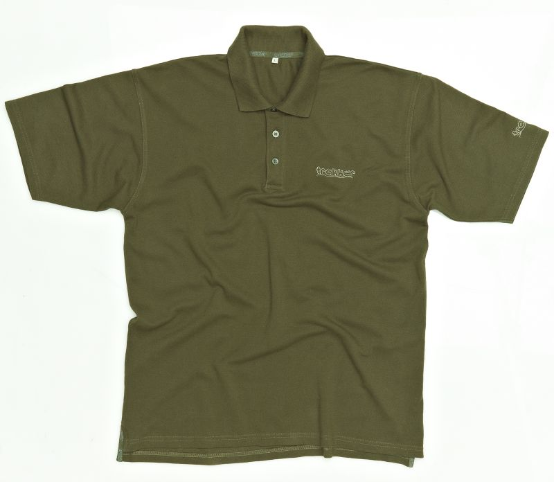 Trakker Tričko  Polo Shirt XL