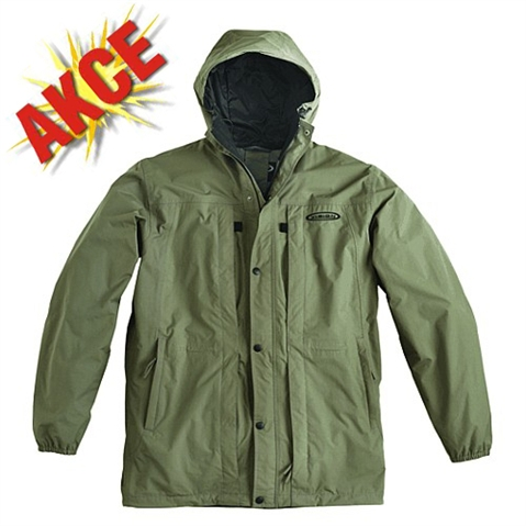 Vision Bunda  CLASSIC 3/4 JACKET Moss Green XL