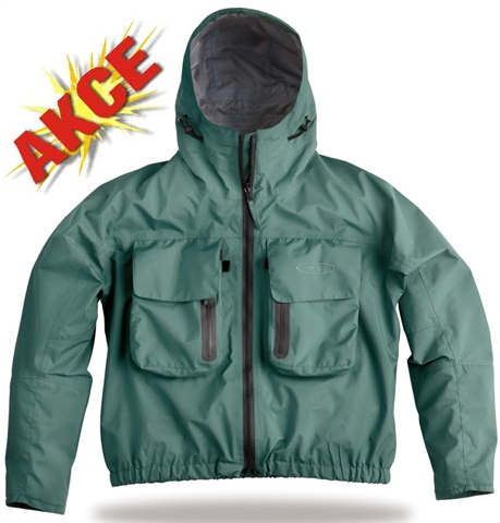Vision Bunda  GILLIE JACKET Green XXL