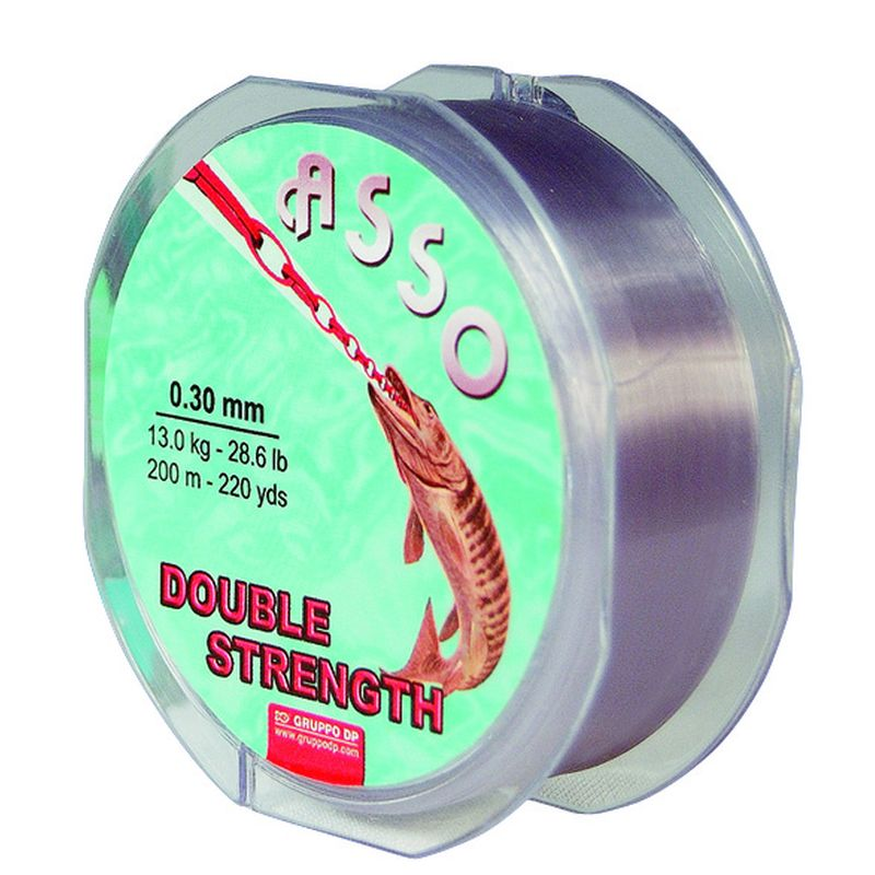 ASSO Vlasec  Double Strength 1,00 mm