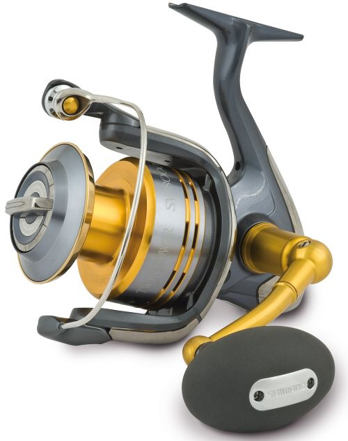 Shimano Naviják  - Twin Power 8000 SWPG-A
