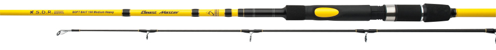 Shimano Prut  - Beastmaster Soft Bait 210 H